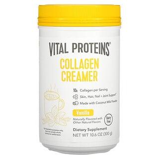 Vital Proteins, Collagen Creamer, Vanilla, 10.6 oz (300 g)