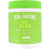 Vital Proteins, Beef Gelatin, Unflavored, 2 lbs (907 g)