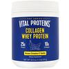 Vital Proteins, Collagen Whey Protein, Banana, Cinnamon & Vanilla, 1.27 lbs (575 g)