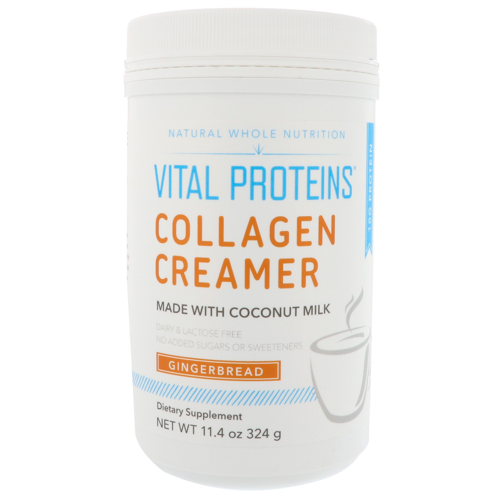 Vital Proteins Collagen Creamer Gingerbread 11 4 Oz 324 G Iherb,Different Types Of Flower Arrangement Pdf