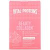 Vital Proteins, Colágeno para la belleza, fresa y limón, 14 paquetitos, 0.56 oz (16 g) c/u
