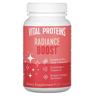 Vital Proteins, Radiance Boost, 60капсул