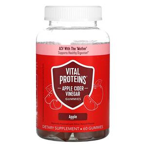 Vital Proteins, Apple Cider Vinegar Gummies, Apple, 60 Gummies
