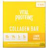 Vital Proteins, Collagen Bar, Lemon Vanilla, 12 Bars, 1.8 oz (50 g) Each