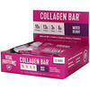 Vital Proteins, Collagen Bar, Mixed Berry, 12 Bars, 1.8 oz (50 g) Each