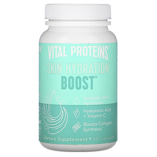 Vital Proteins, Skin Hydration Boost, 60 Capsules