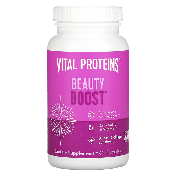 Beauty Boost, 60 Capsules