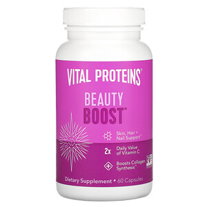 Vital Proteins, Beauty Boost, 60 Capsules'