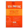 Vital Proteins, Vitality Immune Boost, Orange , 14 Packets, 0.53 oz (15 g)