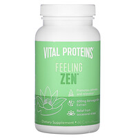 Vital Proteins, Feeling Zen, 60 Capsules
