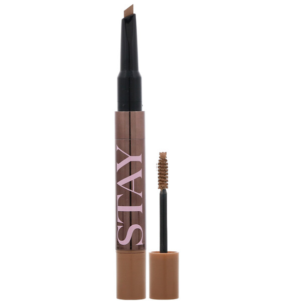 Stay It Eyebrow Duo, #03 Light Brown, 0.2 g + 2.5 ml