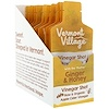 Vermont Village, Organic, Apple Cider Vinegar Shot, Ginger & Honey, 12 Pouches, 1 oz (28 g) Each
