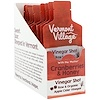 Vermont Village, Organic, Apple Cider Vinegar Shot, Cranberries & Honey, 12 Pack, 1 oz (28 g) Each