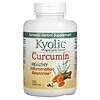 Kyolic, Aged Garlic Extract, экстракт чеснока с куркумином, 150капсул