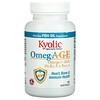 Kyolic, Omeg.A.G.E, Heart, Bone & Immune Health, 90 Softgels