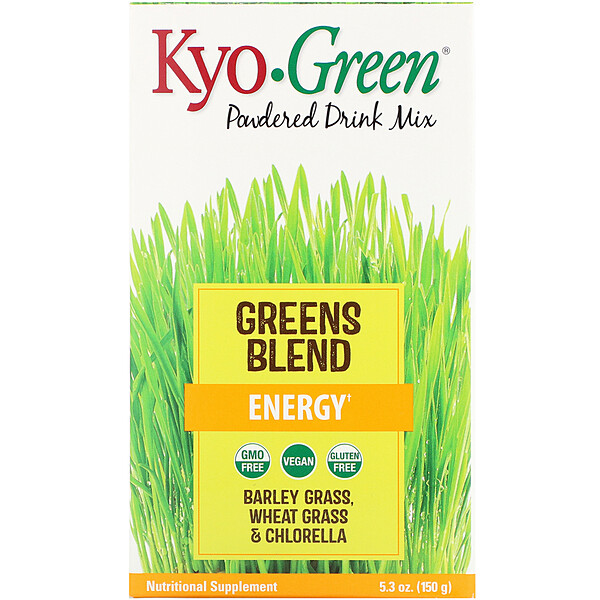 Kyo-Green Powdered Drink Mix, 5.3 oz (150 g)