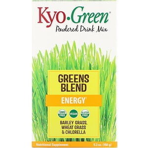 Уакунага Киолик, Kyo-Green Powdered Drink Mix, 5.3 oz (150 g) отзывы покупателей