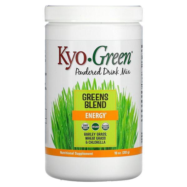 Kyo-Green, Powdered Drink Mix, 10 oz (283 g)