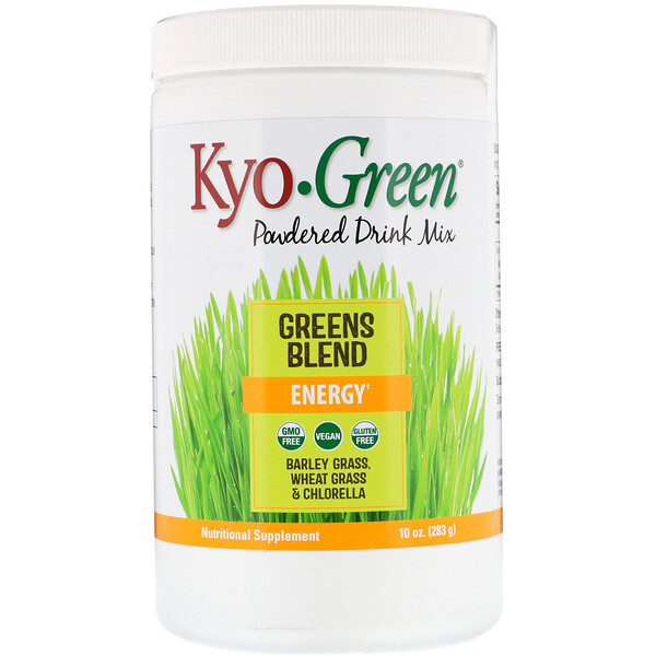 Kyolic, Kyo-Green, Powdered Drink Mix, 10 oz (283 g)