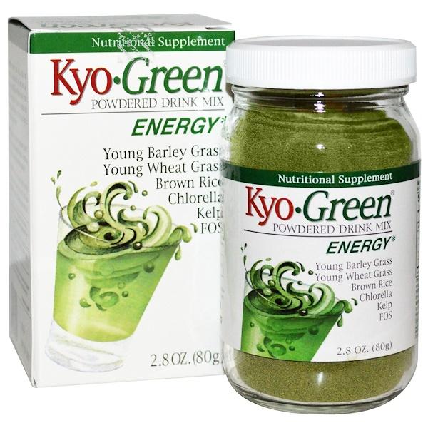 Kyolic, Kyo-Green, 2.8 oz (80 g) (Discontinued Item)