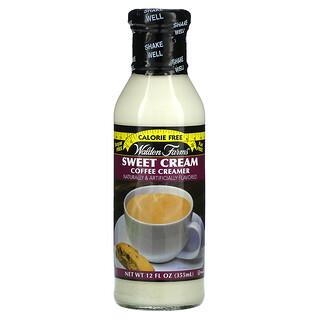 Walden Farms, Coffee Creamer, Sweet Cream, 12 fl oz (355 ml)