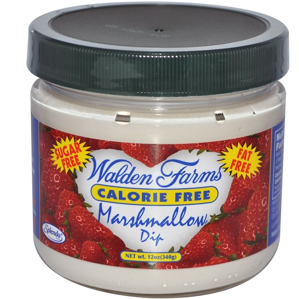 Walden Farms, Marshmallow Dip, 12 oz (340 g)