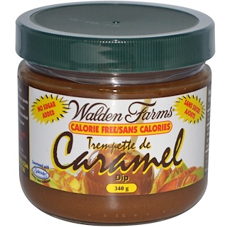 Walden Farms, Caramel Dip, 12 oz (340 g)