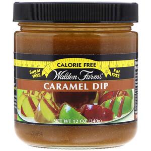 Валдэн Фармс, Caramel Dip, 12 oz (340 g) отзывы покупателей