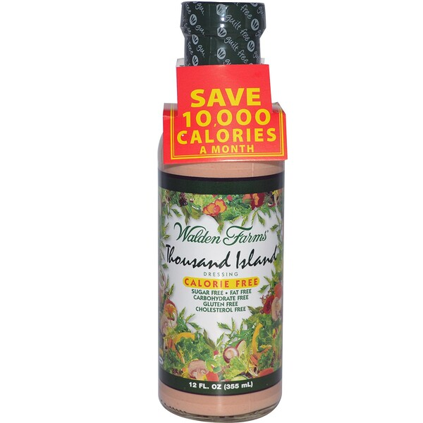 Thousand Island Dressing, 12 fl oz (355 ml)