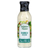 Walden Farms, Aderezo ranch, 12 fl oz (355 ml)