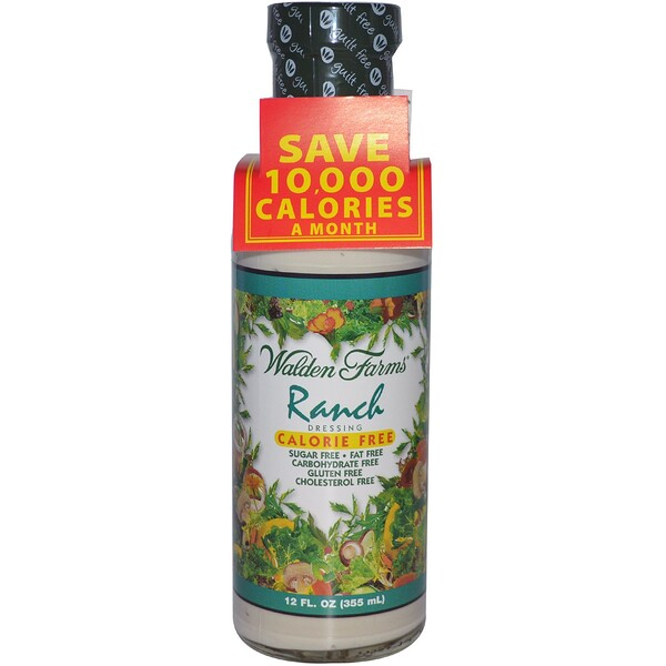 Ranch Dressing, 12 fl oz (355 ml)