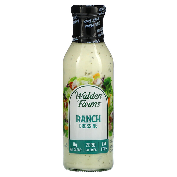 Aderezo ranch, 12 fl oz (355 ml)
