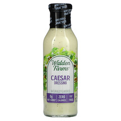 Walden Farms, 凱撒汁,12液量盎司(355毫升)