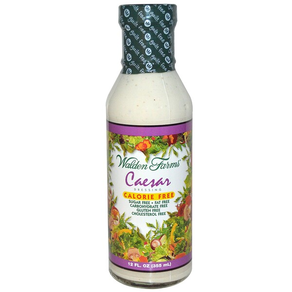 Walden Farms, Caesar Dressing, 12 fl oz (355 ml)