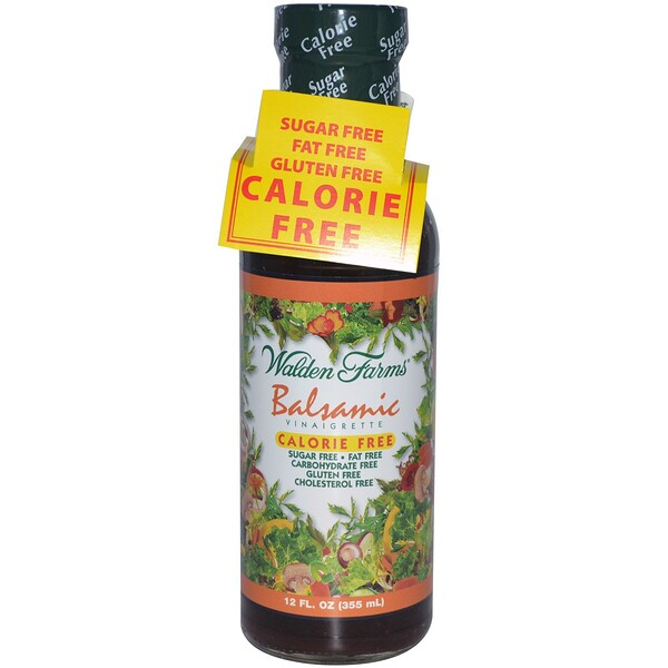 Walden Farms, Balsamic Vinaigrette, 12 fl oz (355 ml)