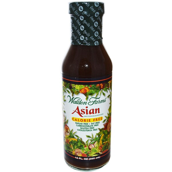 Asian Dressing & Marinade, Calorie Free, 12 fl oz (355 ml)