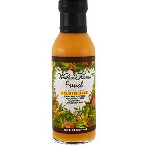Валдэн Фармс, French Dressing, Calorie Free, 12 fl oz (355 ml) отзывы