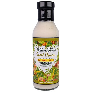 Walden Farms, Sweet Onion Dressing, Calorie Free, 12 fl oz (355 ml)