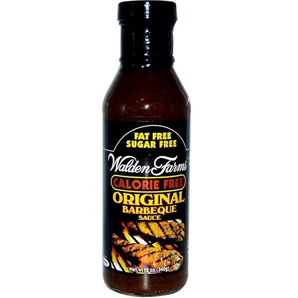Walden Farms, Sauce barbecue originale, 12 oz (340 g)