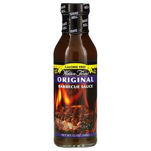 Валдэн Фармс, Original Barbeque Sauce, 12 oz (340 g) отзывы