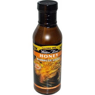 Walden Farms, Honey Barbecue Sauce, 12 oz (340 g)