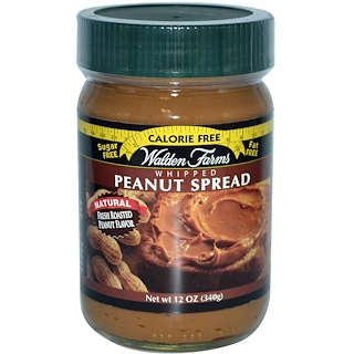 Walden Farms, Whipped Peanut Spread, 12 oz (340 g)