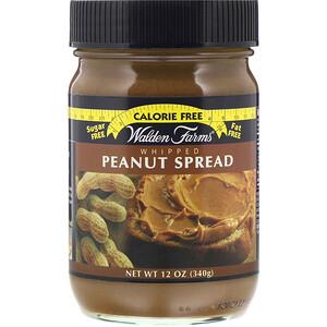 Валдэн Фармс, Whipped Peanut Spread, 12 oz (340 g) отзывы покупателей