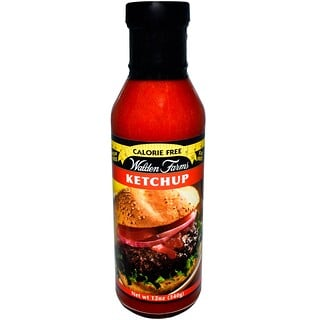 Walden Farms, Calorie Free Ketchup, 12 oz (340 g)