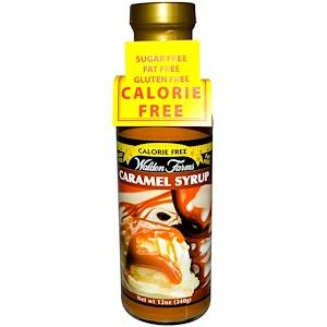 Валдэн Фармс, Caramel Syrup, 12 oz (340 g) отзывы
