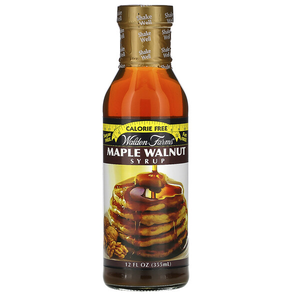 Maple Walnut Syrup, 12 fl oz (355 ml)