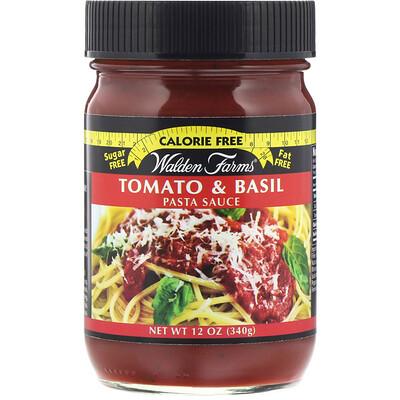 Паста Соус, помидоры и базилик, 12 унций  - купить со скидкой