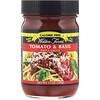 Walden Farms, パスタソース, トマト & バジル, 12 オンス