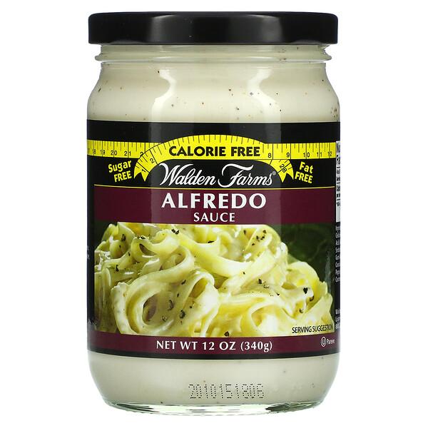 Walden Farms, Alfredo Sauce, 12 oz (340 g)