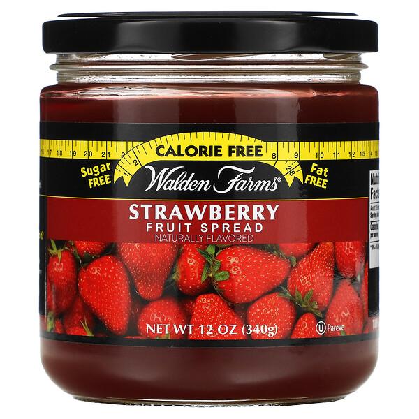 Strawberry Fruit Spread, 12 oz (340 g)